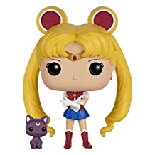 Funko POP Sailor Moon - Sailor Moon With Luna
