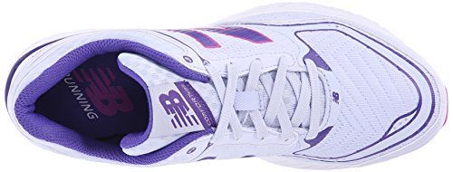 Balance New Balance Silver Purple Womens Running W520v2 New Shoe PaPwqdE
