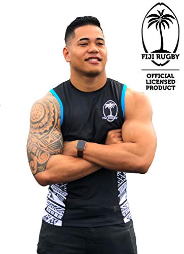 Fiji Rugby FRU Athletic Singlet ()
