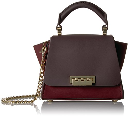 ZAC Zac Posen Eartha Iconic Soft Top Handle Mini-Suede by ZAC Zac Posen (Image #1)