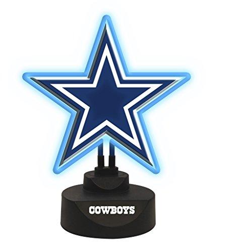 (The Memory Company Dallas Cowboys Team Logo Neon Lamp)