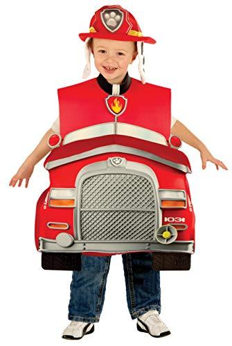 Rubie's Paw Patrol Marshall 3D Child Costume,