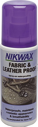 Nikwax Waterproofing for Fabric and Leather 125ml