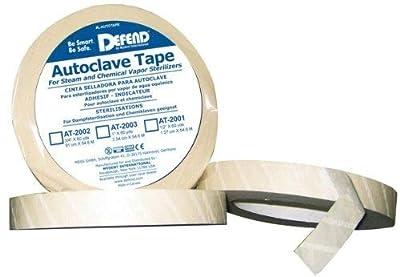 "Autoclave Tape-Sterilization Tape (1/2"" Wide)"