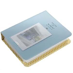 FujiFilm Instax Polaroid Album Case Photo Storage Mini Film Size 66 Pockets New