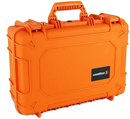Condition Medium Orange Waterproof Customizable product image