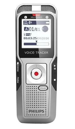 Dictaphone et Magn�tophone PHILIPS DVT3500 GRIS 2GO
