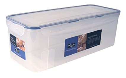 Exceptionnel Heritage Mint HPL849P Lock U0026 Lock Storage 21.1 Cup Bread Container