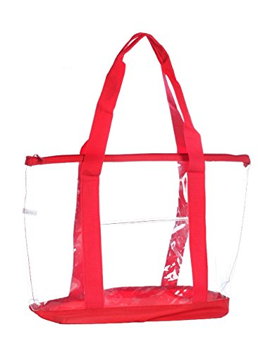 Playa De Clear Handbags More Bolsa Unisex amp; pv6Aq6U