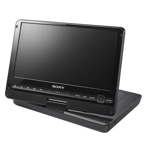 dvp fx94 swivel portable dvd