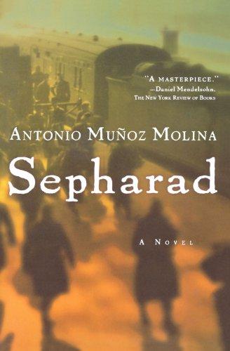 Book cover for Sepharad
