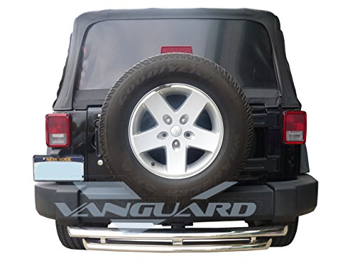 Vanguard 48″ Hitch Step Double Layer for 2″ Receiver