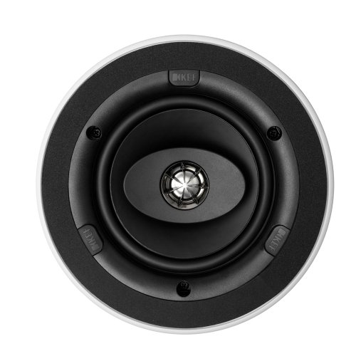 KEF CI130CR Round In-Ceiling Speaker Architectural Loudspeaker (Single)