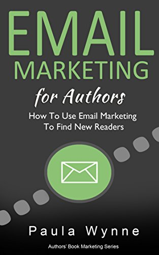 Email Marketing Authors Find Readers ebook product image