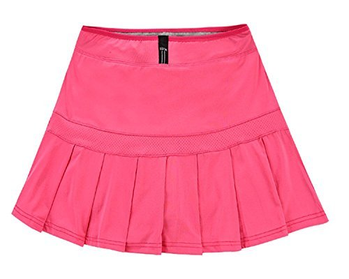 Women's Running Skorts Casual Gym Girl Tennis Skirt with Athletic Shorts
