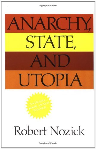 Anarchy, State, and Utopia