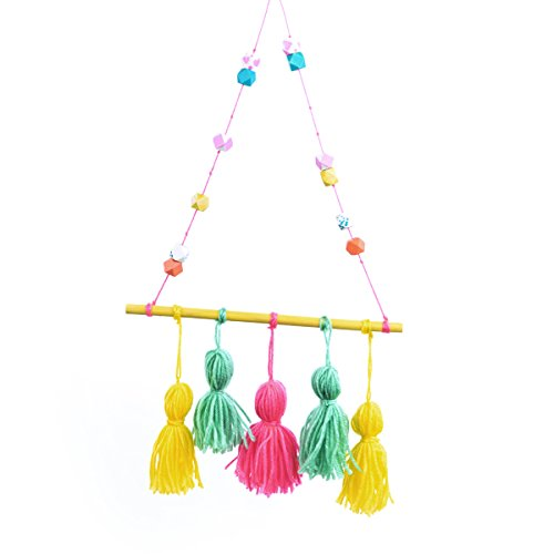Seedling Make Your Own Tassel Wall Hanging - Own Your Shades Make