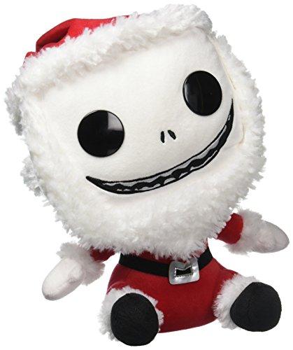 Funko Nightmare Before Christmas Santa Jack Mega Pop! Plush]()