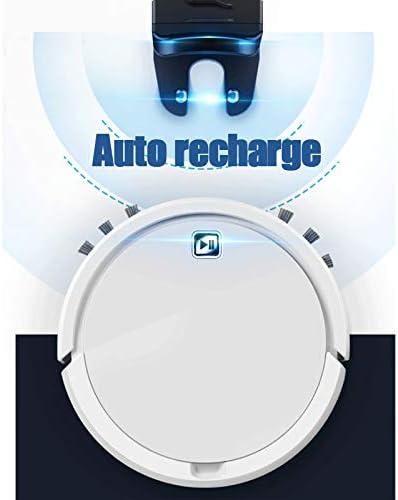 JKYQ Robot de Balayage Vide de Commande Automatique de Recharge à Distance de Balayage Plus Propre Balai de Lavage de Nettoyage intégré 40dB balayeur 32 * 32 * 6.8cm