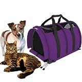 SturdiBag Large Pet Carrier Purple, My Pet Supplies