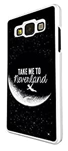 Cool Funky Moon take me to neverland 21 Design Samsung Galaxy Grand Prime Fashion Trend Case Back Cover Hard Plasic/Metal