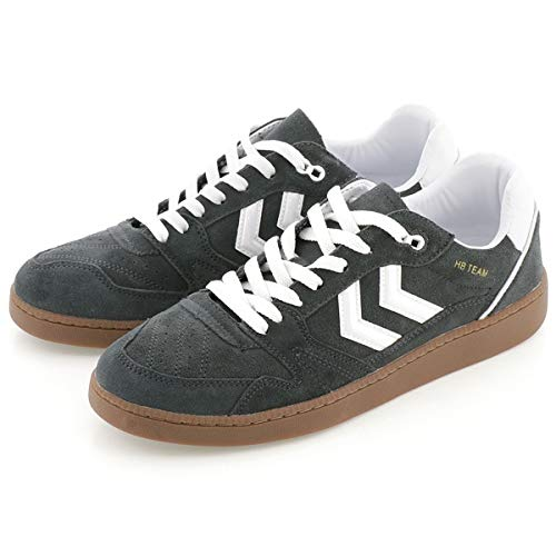 [ヒュンメル] hummel スニーカー STADION SYNTHETIC LOW HM64058 8096 (CHESTNUT/42)
