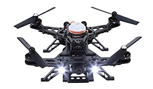 Walkera Runner 250 Supper Ultra-fast RTF FPV Drone Quadcopter RC Helicopter UAV with DEVO 7 HD Camera Image Transmission OSD (Basic 3) from Walkera
