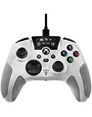Turtle Beach Recon Wired Game Controller with Enhanced Audio Features - White - Xbox Series X