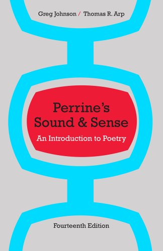Perrine's Sound and Sense: An Introduction to Poetry (Perrine's Sound & Sense: An Introduction to Poetry) by Brand: Cengage Learning