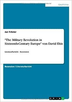 Book 'The Military Revolution in Sixteenth-Century Europe' Von David Eltis
