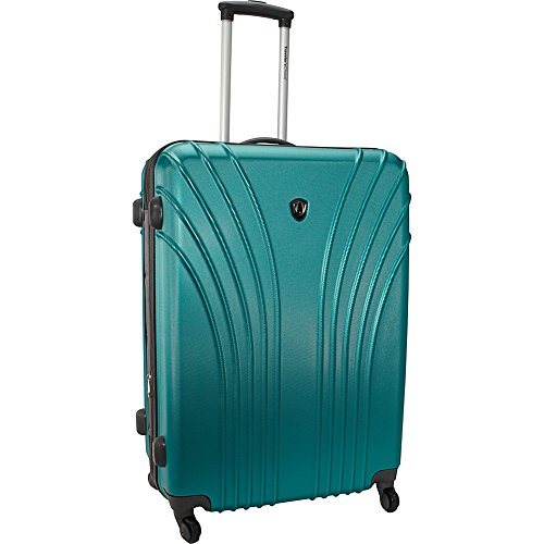 travelers-choice-28-hardsided-lightweight-spinner-luggagegreenus