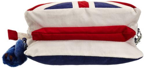 Shoulder X Kipling Removable Union Jack Bag Creativity Small With Strap PgxTa