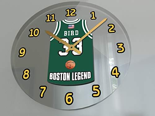 Basketball Legends Wall Clocks - 12