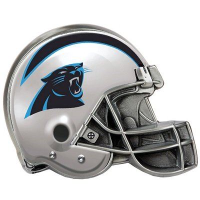 - Great American Products Carolina Panthers Helmet Trailer Hitch Cover
