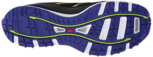 Salomon - SALOMON - Chaussure Trail Homme - SENSE MANTRA 2 M Bleu/Noir - taillessalomon: 44 2/3