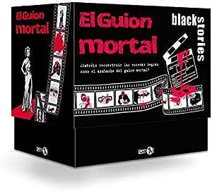 Black Stories: El Guion Mortal: Amazon.es: Juguetes y juegos