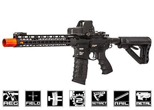 """G&G Combat Machine GC16 Wild Hog 12"""" Full Metal AEG"""