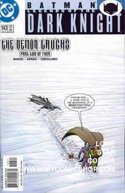 Read Online Batman Legends of the Dark Knight (143) The Demon Laughs (Part 2 of 4) pdf epub