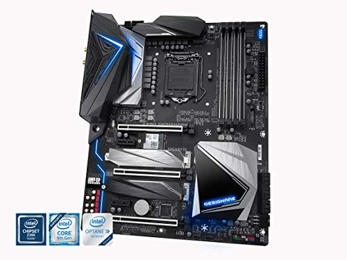 Build My PC, PC Builder, Gigabyte Z390 DESIGNARE