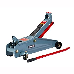 Pro-Lift F-2533 2.5 Ton High Lift Floor Jack, 1 Pack