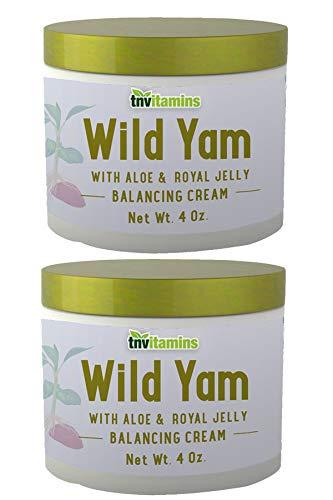 TNVitamins Wild Yam Cream (2 x 4 oz) -