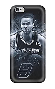 Forever Collectibles Tony Parker Spurs San Antonio Ball Spurs Basketball Nba Hard Snap-on Iphone 6 Plus Case