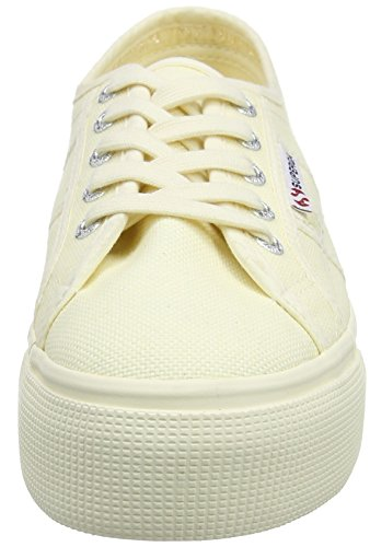 912 Donna And Acotw Down Up Superga Beige Linea Ecru 2790 Sneaker wU0vPqIa