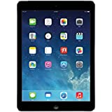 Apple iPad Air 1st Generation 9.7 Wi-Fi 1-Year Warranty (Certified Refurbished) (Space Gray)