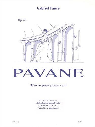 Faure Pavane Sheet Music (Pavane Op 50)