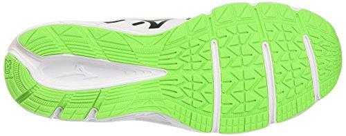 Multicolore Whiteblackgreengecko de Running Homme Chaussures Ezrun Mizuno qRSw1U7x