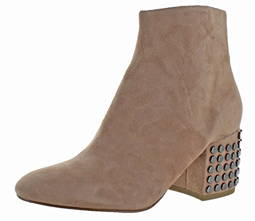 KENDALL + KYLIE Women's Blythe Ankle Boot, Blush, 9 Medium US by KENDALL + KYLIE