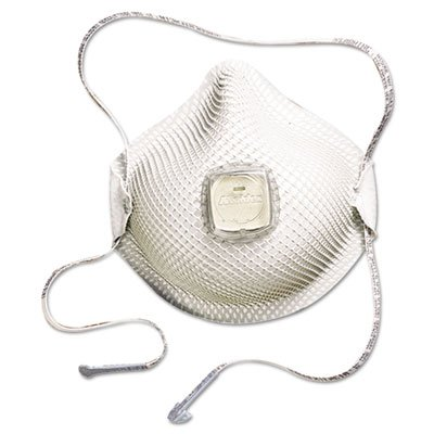 2700N95 Series Handystrap Respirator  Half Face Mask  Medium Large  10 Box  Sold As 10 Each