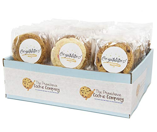 (The Providence Cookie Company CONGRATULTIONS! GOURMET COOKIE GIFT choose 1, 2, 3 or 4 Dozen (4 Dozen))