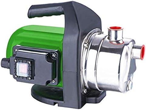 iWork - L-81-854 - Bomba de Agua 800w INOX de Superficie color verde y negro: Amazon.es: Jardín